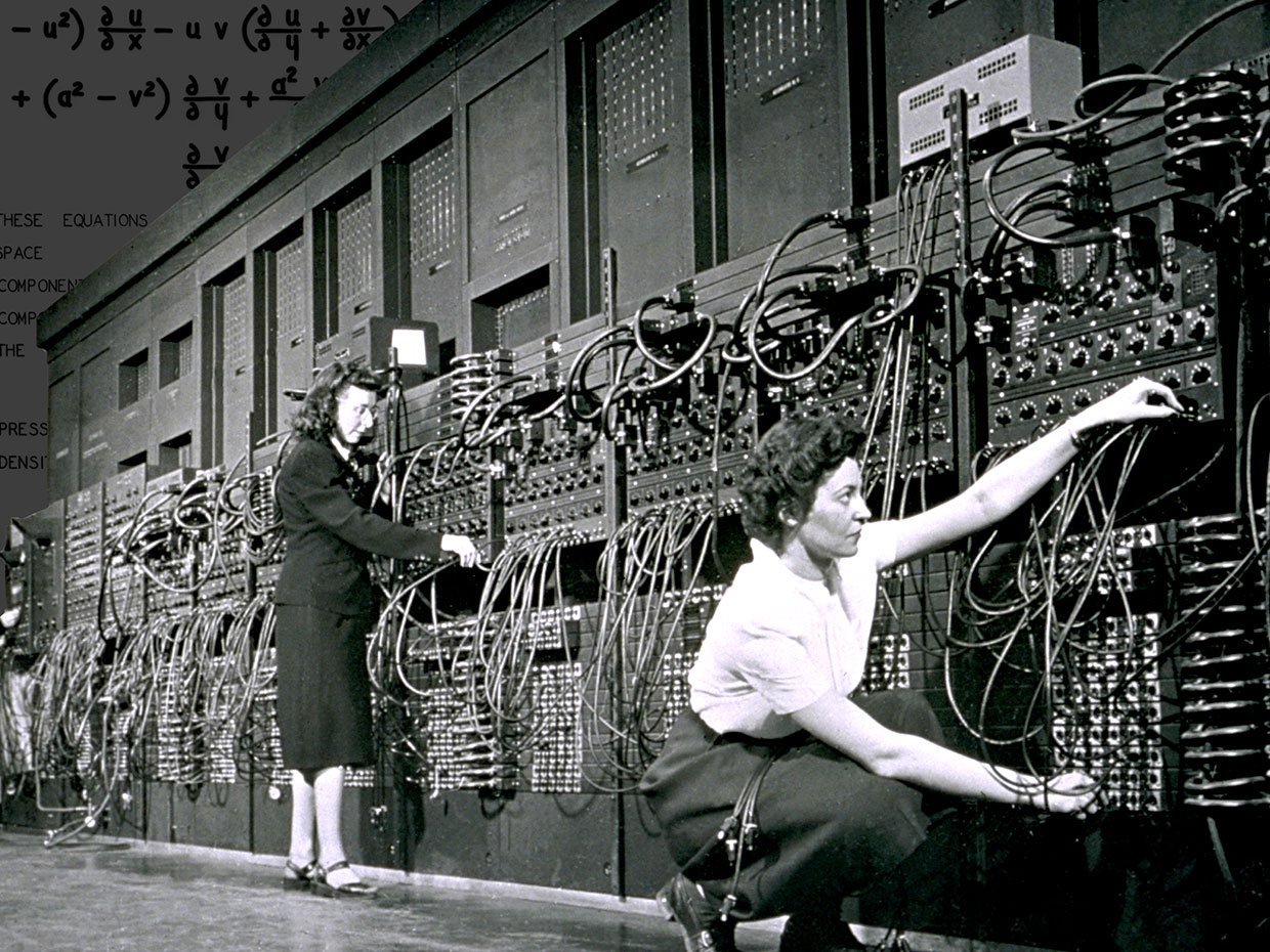 ENIAC – Electronic Numerical Integrator And Computer